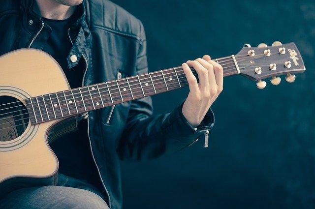 gitaros akordai